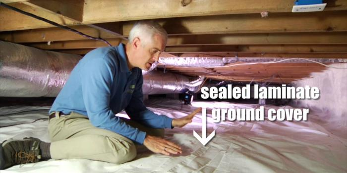 Embedded thumbnail for Home Performance: Benefits of the Sealed Crawlspace